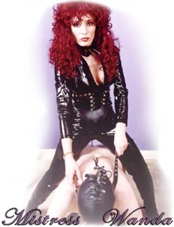 UK, London - Mistress Wanda Pro Domme